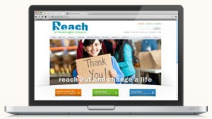 New Reach Website