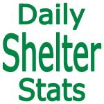 Daily Shelter Stats